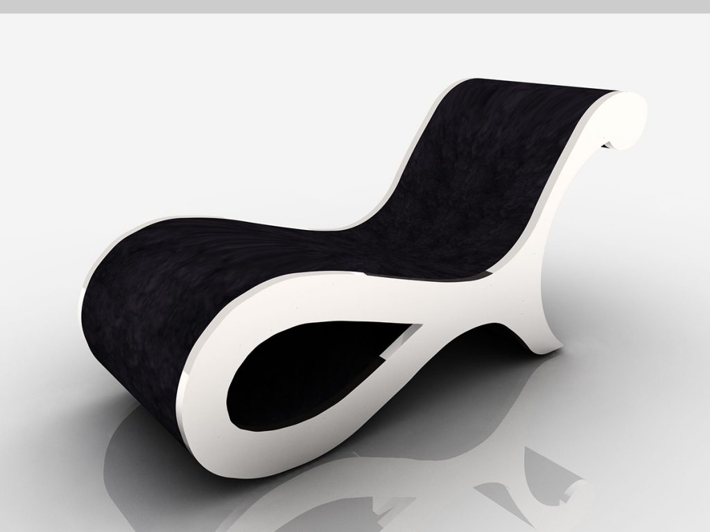 Chaise Longue Fish Longue